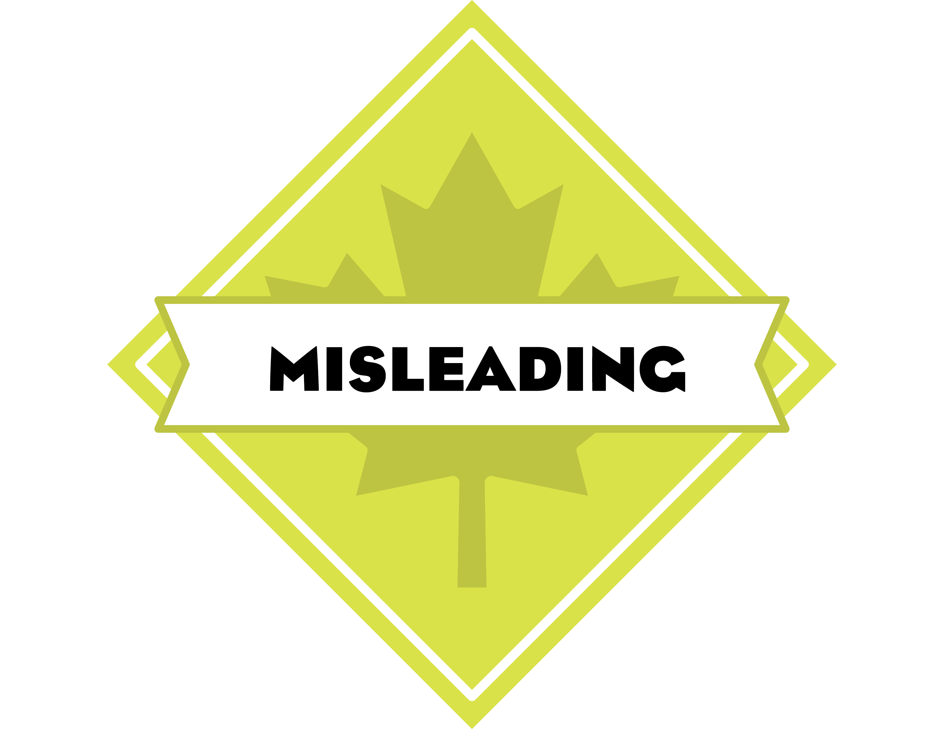 FactsCan Score: Misleading