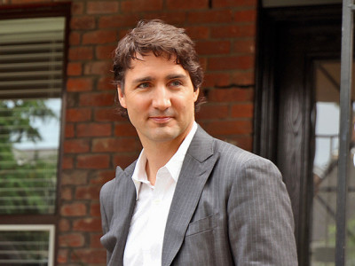 "Justin Trudeau: ""The Minister of Citizenship and Immigration said that the hijab was an indefensible perversion of Canadian values."""