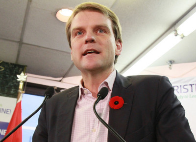 "Chris Alexander: ""We take one in ten resettled refugees annually."""