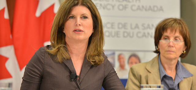 "Rona Ambrose: Supreme Court judges ""think that they can approve a drug into a medicine, without clear clinical scientific evidence, and without safety reviews."""