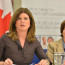 "Rona Ambrose: ""There's nothing in this plan about private sector employment, about job creation."""