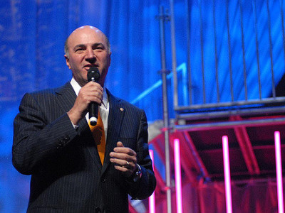 "Kevin O'Leary: ""In this country, we have zero economic growth."""