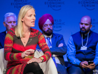 "Catherine McKenna: ""If we don't act, plastics will outweigh fish in our oceans by 2050."""